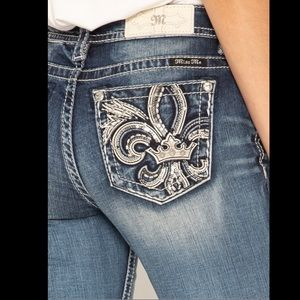 Miss Me Signature Boot Jeans